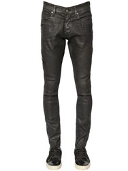 G Star 15Cm Revend Coated Washed Denim Jeans