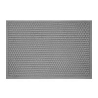 Marinette Saint Tropez Version Bath Mat 50X70cm Steel Grey