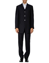 Pal Zileri Cerimonia Suits Dark Blue