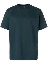 Attachment Classic Short Sleeve T Shirt Blue