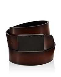 Bloomingdale's The Men's Store At Matte At Me Belt Brown