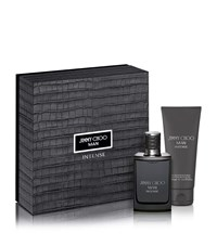 Jimmy Choo Man Intense Gift Set Edt 50Ml Unisex
