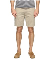 Nautica Anchor Twill Flat Front Shorts True Khaki Men's Shorts