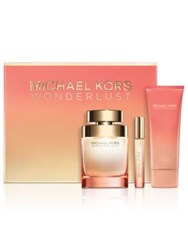 Michael Kors Wonderlust Three Piece Gift Set 168.00 Value No Color
