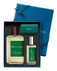 Atelier Cologne Jasmine Angelique Cologne Absolue 200 Ml With Personalized Travel Spray 30 Ml Bordeaux