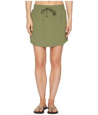 The North Face Class V Skort Four Leaf Clover Green