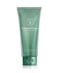 Zegna Acqua Di Bergamotto Hair And Body Wash No Color