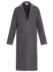 Raey Wool And Cashmere Blend Overcoat