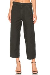 Citizens Of Humanity Kendall Wide Leg Black Forest