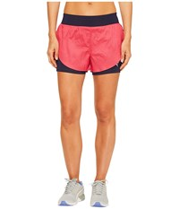 Puma Culture Surf 2 In 1 Shorts Peacoat Pink Swirl Print Women's Shorts