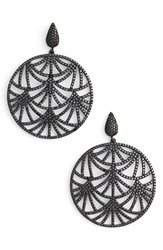 Azaara Women's Lace Drop Earrings