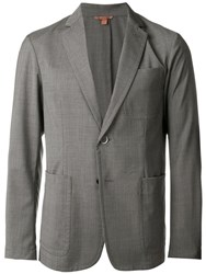 Barena Suit Jacket Grey