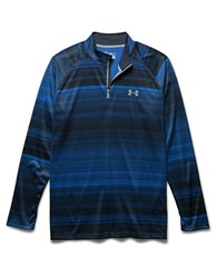 Under Armour Printed Quarter Zip Shirt