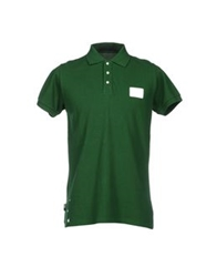 Blomor Polo Shirts Green