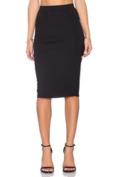 G Star Slim 3301 Skirt Black