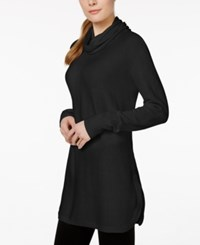 Charter Club Long Sleeve Cowl Neck Sweater Only At Macy's
