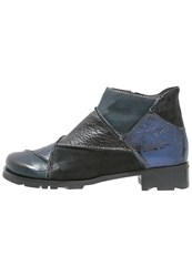 Everybody Ankle Boots Blau Blue