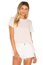 Wildfox Couture Simple Tee Pink