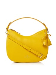 Kate Spade New York Hayes Street Small Aiden Hobo Bag Yellow