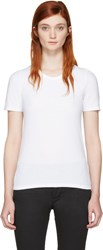 Visvim White Basic Dry T Shirt