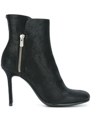 Officine Creative Stiletto Heel Boots Black