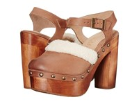 Cordani Tierra Cocoa Nubuck High Heels Brown