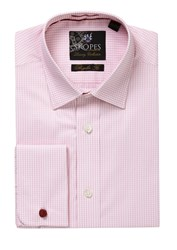 Skopes Men's Luxury Collection Formal Shirt Pink