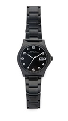 Marc By Marc Jacobs Jimmy 42Mm Watch Black Black