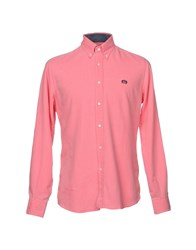Ingram Shirts Coral