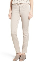 Nydj Women's Alina Colored Stretch Skinny Jeans Rose Mist