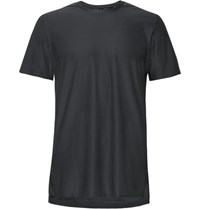 Nike Training Tech Pack Perforated Dri Fit T Shirt Dark Gray