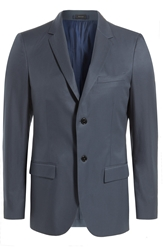 Jil Sander Angela Antonia Cotton Blazer