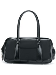 Comme Des Garcons Long Handle Bag Black
