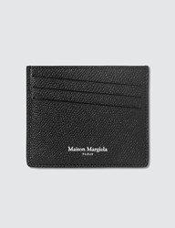 Maison Martin Margiela Card Holder Black