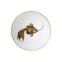 Rory Dobner Perfect Plates Smoky Fish Gold Medium
