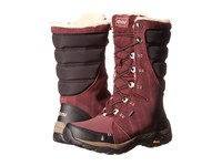 Ahnu Northridge Insulated Wp Red Mahogany Women's Waterproof Boots Brown