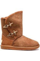 Australia Luxe Collective Shearling Boots Camel