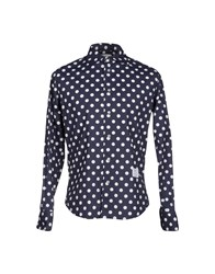 The Editor Shirts Shirts Men Dark Blue