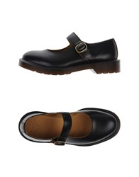 Dr. Martens Footwear Low Tops And Trainers Women Black