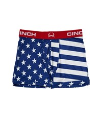 Cinch Print Boxer 6 Briefs I Multicolored Underwear