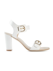Lola Cruz Buckled Sandals