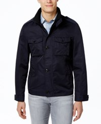 Tasso Elba Men's Arbor Four Pocket Coat Only At Macy's