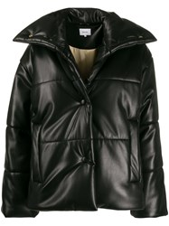 Nanushka Hide Oversized Puffer Jacket 60