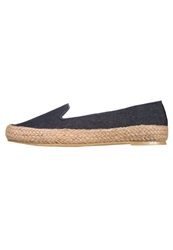 Pier One Espadrilles Navy Blue