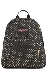 Jansport Half Pint Fx Backpack Black So Studly