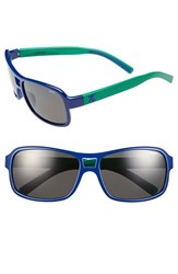 Women's Zeal Optics 'Tofino' 57Mm Polarized Plant Based Sunglasses Tofino Mallard Blue