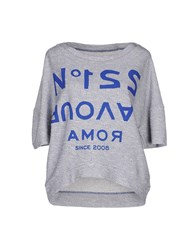 5Preview Topwear Sweatshirts Women Blue