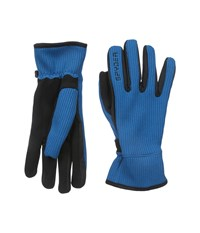 Spyder Core Sweater Conduct Glove Concept Blue Black Ski Gloves