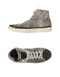 Beverly Hills Polo Club Sneakers Grey