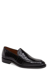 Mezlan 'Budapest' Loafer Men Black